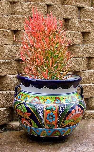 Talavera kerámia, Talavera pottery