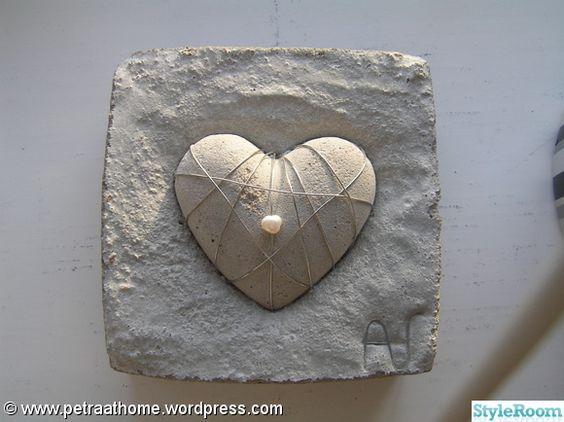 beton szív, Valentin-nap