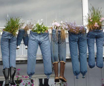 farmerből virágtartó