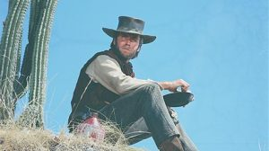 Clint Eastwood, saguaro